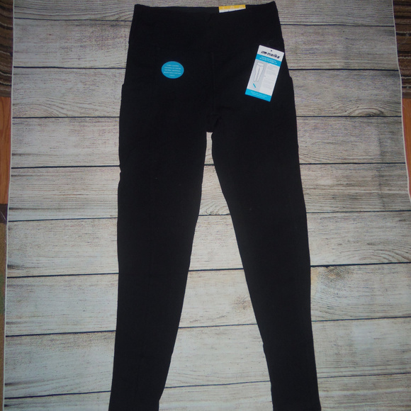 491874347b2af Marika Pants | Black 27 Leggings Tummy Control M | Poshmark